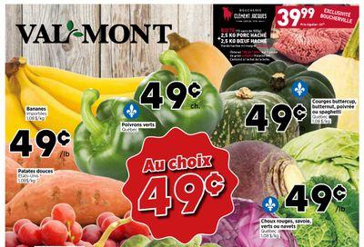 Val-Mont Flyer September 16 to 22