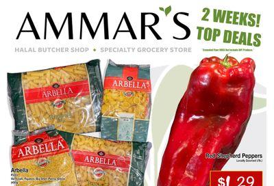 Ammar's Halal Meats Flyer September 9 to 22