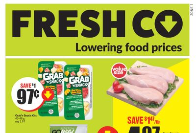 FreshCo (West) Flyer September 16 to 22