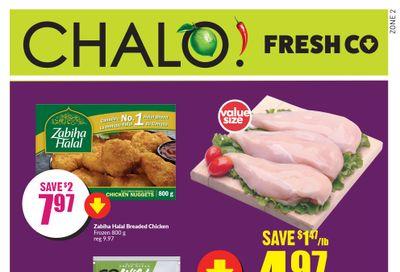Chalo! FreshCo (West) Flyer September 16 to 22