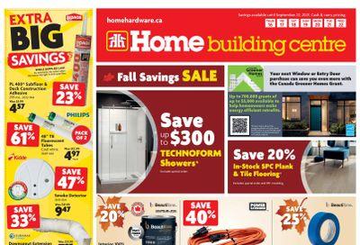 Home Building Centre (Atlantic) Flyer September 16 to 22