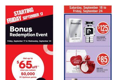 Shoppers Drug Mart (West) Flyer September 18 to 24