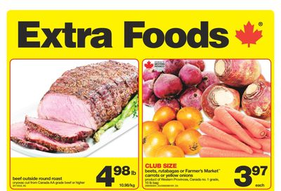 Extra Foods Flyer September 17 to 23