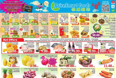 PriceSmart Foods Flyer September 16 to 22