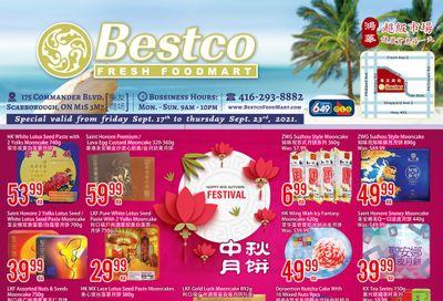 BestCo Food Mart (Scarborough) Flyer September 17 to 23