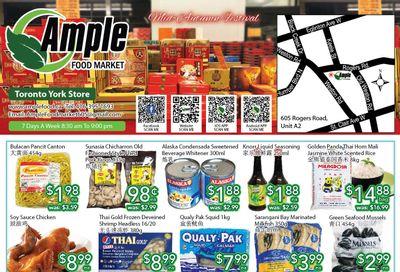 Ample Food Market (North York) Flyer September 17 to 23