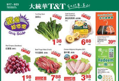 T&T Supermarket (AB) Flyer September 17 to 23