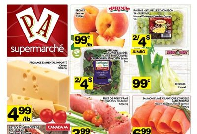 Supermarche PA Flyer September 20 to 26