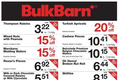 Bulk Barn Flyer March 16 to 25