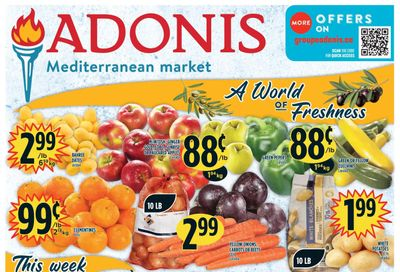 Adonis (ON) Flyer September 23 to 29