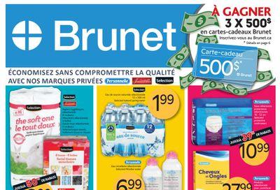 Brunet Insert September 23 to October 6