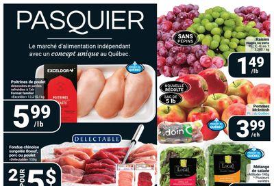 Pasquier Flyer September 23 to 29