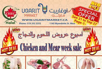 Ugarit Market Flyer September 21 to 27