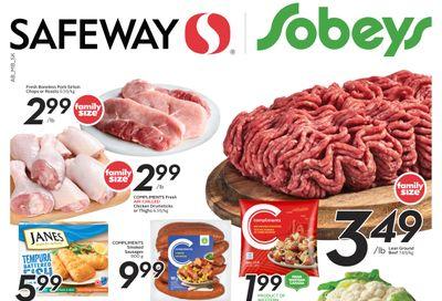 Sobeys/Safeway (SK & MB) Flyer September 23 to 29
