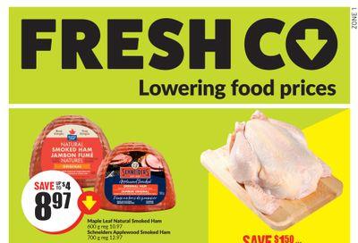 FreshCo (West) Flyer September 23 to 29