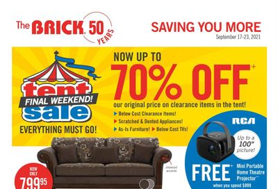 The Brick Flyer September 17 to 23