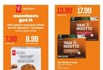 Loblaws City Market (West) Flyer September 23 to 29