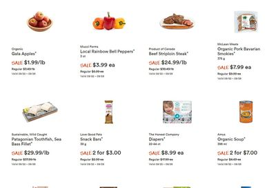 Whole Foods Market (ON) Flyer September 22 to 28
