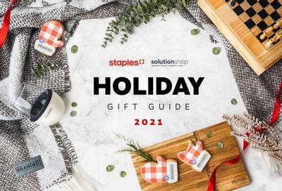 Staples Business Flyer September 21 to December 31