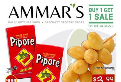 Ammar's Halal Meats Flyer September 23 to 29