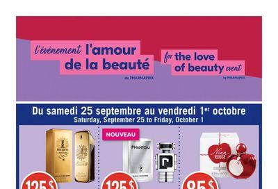 Pharmaprix Flyer September 25 to October 1
