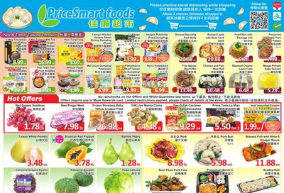 PriceSmart Foods Flyer September 23 to 29