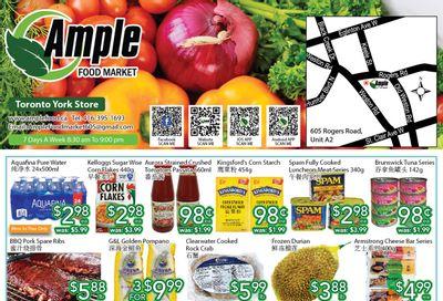 Ample Food Market (North York) Flyer September 24 to 30