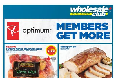 Real Canadian Wholesale Club Flyer September 24 to 30