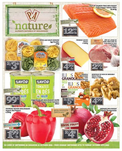 PA Nature Flyer September 27 to October 10