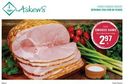 Askews Foods Flyer September 26 to October 2