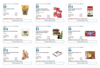 Costco Business Centre Instant Savings Flyer September 27 to October 10