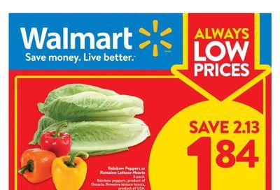 Walmart (ON) Flyer September 30 to October 6