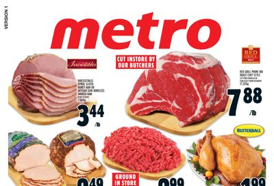 Metro (ON) Flyer September 30 to October 6
