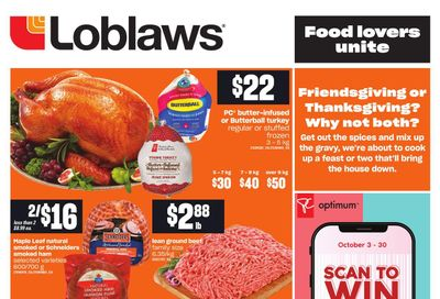Loblaws (ON) Flyer September 30 to October 6