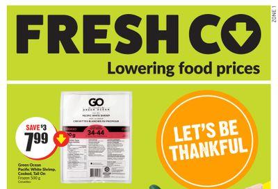 FreshCo (ON) Flyer September 30 to October 6