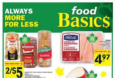 Food Basics Flyer September 30 to October 6