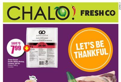Chalo! FreshCo (ON) Flyer September 30 to October 6