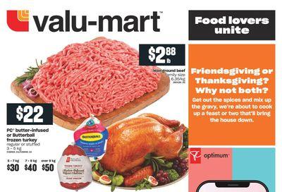 Valu-mart Flyer September 30 to October 6