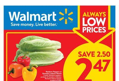 Walmart (West) Flyer September 30 to October 6