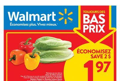 Walmart (QC) Flyer September 30 to October 6