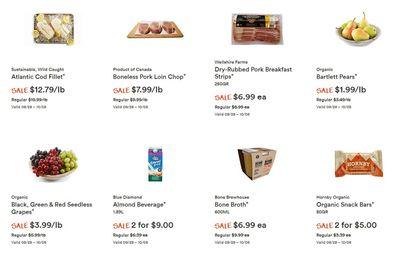 Whole Foods Market (ON) Flyer September 29 to October 5