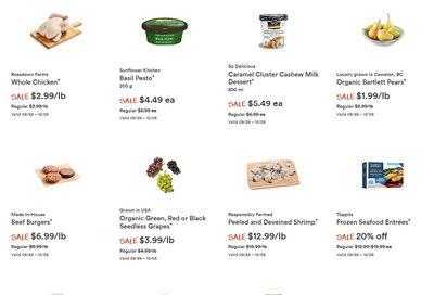 Whole Foods Market (West) Flyer September 29 to October 5