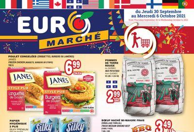 Euro Marche Flyer September 30 to October 6