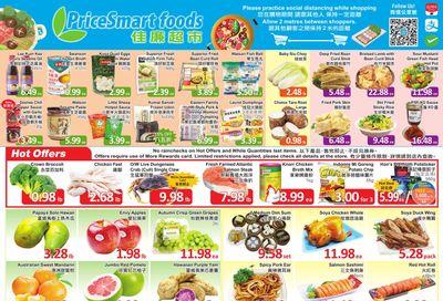 PriceSmart Foods Flyer September 30 to October 6