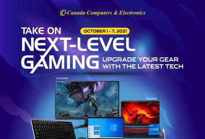 Canada Computers Flyer October 1 to 7