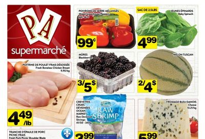 Supermarche PA Flyer October 4 to 10