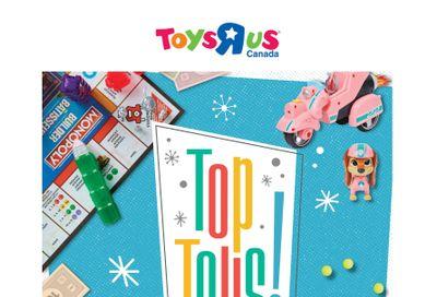 Toys R Us Flyer September 30 to October 6