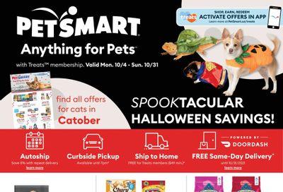 PetSmart Flyer October 4 to 31