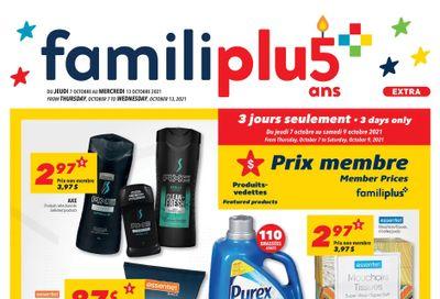 Familiprix Extra Flyer October 7 to 13