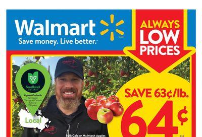 Walmart (ON) Flyer October 7 to 13